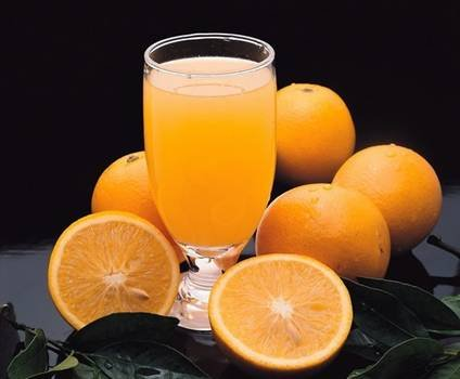 Freeze Dried Brazil Orange juice concentrate