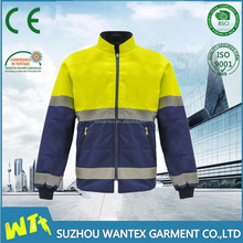 EN342 Insulated Clothing - HI-VIS cold weather work wear -for cooler rooms, freezer storage areas, and refrigerated trucks
