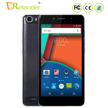 Andorid 5.1 Cell Phone MTK6580 Quad Cores 1G RAM 8G ROM Smartphone 5.5 Inch 2800 mAh Mobile Phone