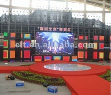 P10 Outdoor Rental LED video display/Led screens