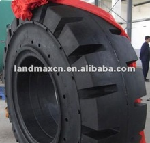 Solid Tires with Wheel