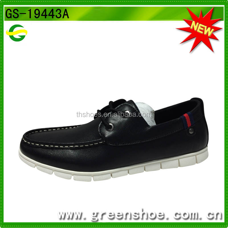 2016 boat shoes,men boat shoes,leather boat shoes
