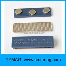 China neodymium strong magnet holder magnetic badge holder