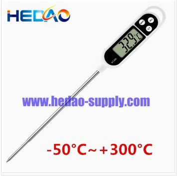 New kitchen BBQ cooking food waterproof digital meat thermometer