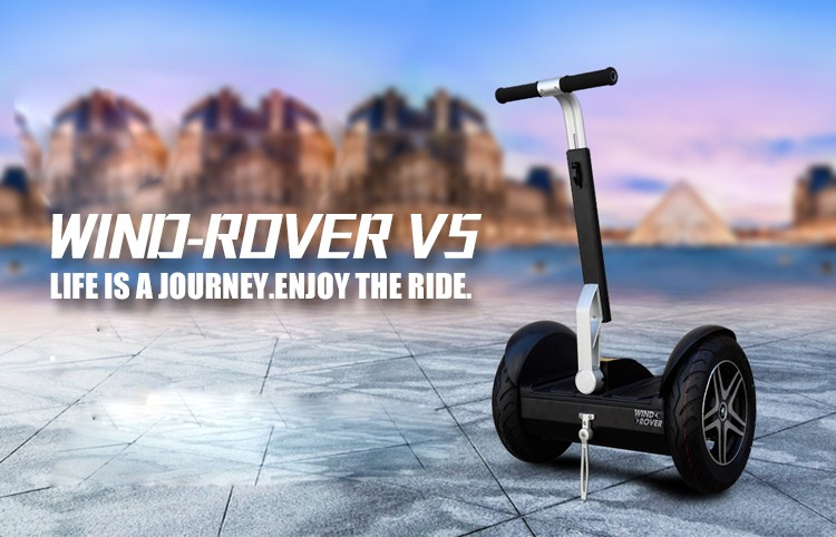 Wind Rover 125CC electric balance scooter for adult