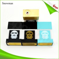 2015 box mod electronic cigarette original sonwman box by Ijoye