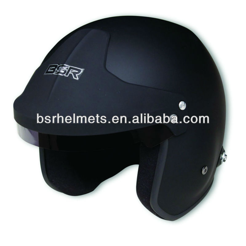 open helmet for car rally race SNELL SAH2010 and FIA8858-2010 rated