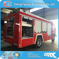 4*2 DONGFENG 5000 liters water tender fire truck specification