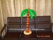 pvc inflatable palm tree /toy