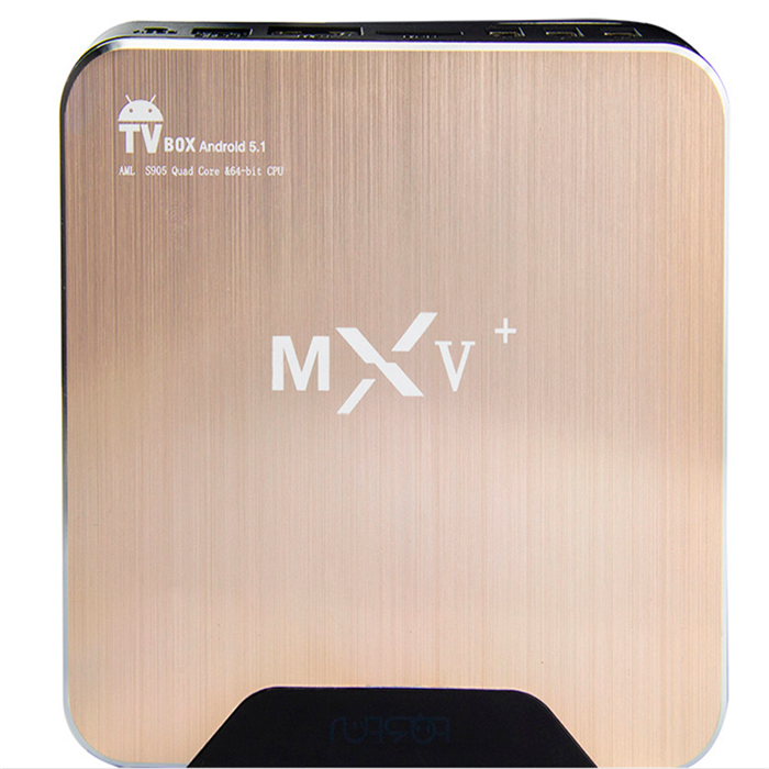 Ott Tv Box Factory wholesale MX andriod tv box Android 4.2 Amlogic 8726 Quad Core android tv box 4k decoding ,Octa GPU 2G 8G