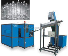 Fully-automatic PET bottle blowing machine