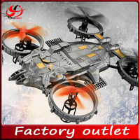 Hot sale 2.4G 4CH Big UFO RC Model airship 4 Axis quadcopter Avatar helicopter for sale