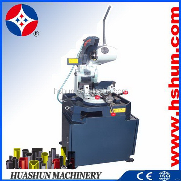 HS-MC-315F top level hot-sale nc automatic metal circular saw machine