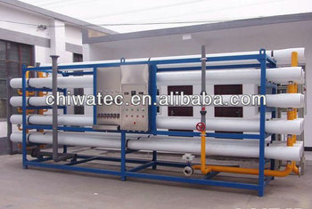 15,000L/H standard large capacity RO drinking water system