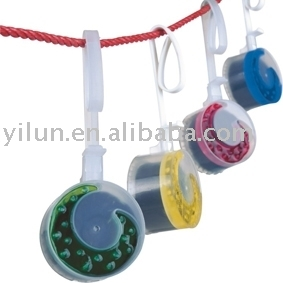 Colorful Hanging Toilet Bowl Cleaner