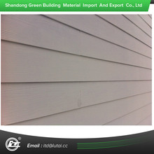 Asbestos free 200*3000mm wood texture cement board siding panel