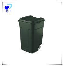 Environment protect plastic roto-moulding plastic garbage can