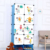 cartoon Robot stickers for children's room, boy's bedroom, wardrobe and kindergarten wall stickers