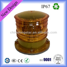 Solar IP67 Marine Navigation Light For Tower ( Used in Ships,Boats,Yacht,Buoys,Airport etc )