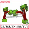 popular tropical inflatable arch decoration inflatable tree arch