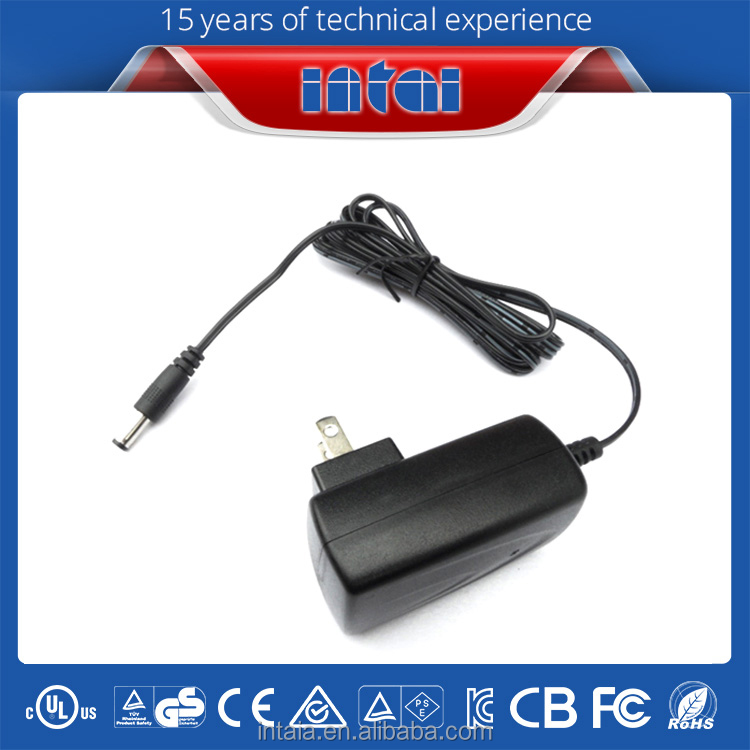 Intelligent 3.6V aaa pack Ni-Mh battery charger