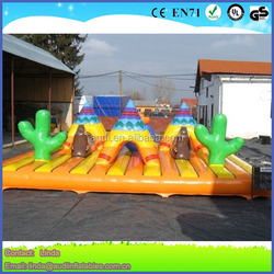 High Quality Inflatable Kids Play Mattress For Sale