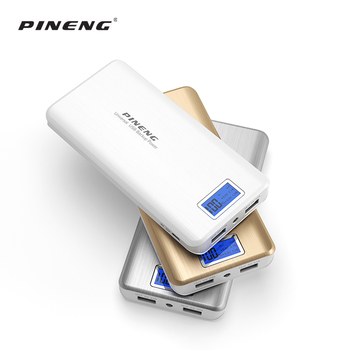Big capacity portable compatible emergency rohs 20000mah mi power bank price