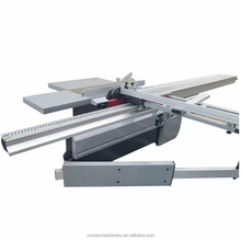 45 degree tilting saw blade horizontal 3200mm woodworking sliding table with electric lifting