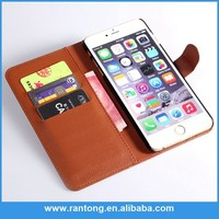 Newest product originality wallet leather case for nokia lumia 1520 with good price