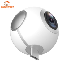 Ball Style Live Streaming Wifi Camera Mini Camera Support Android Mobile Phone 1080p Action Camera