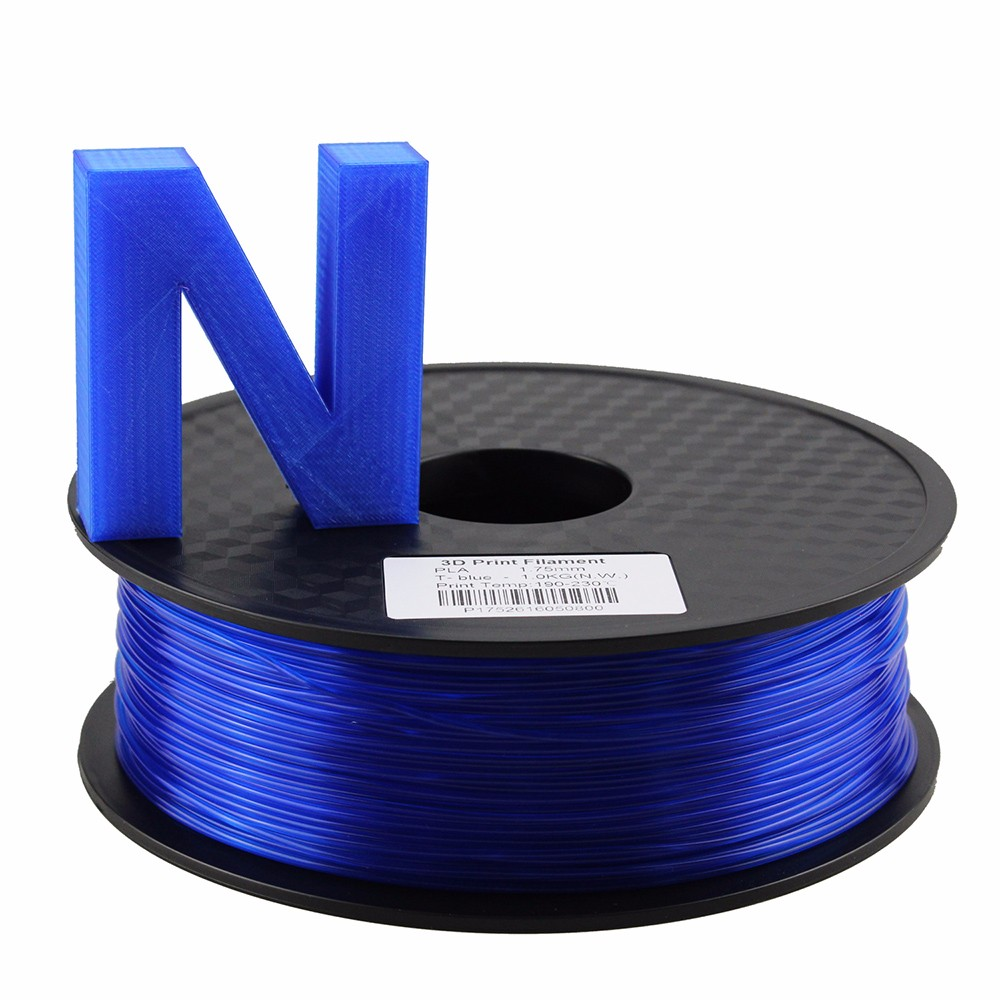 Top quality 3D printing materials abs filament 1.75mm/3.0mm pla filament for FDM 3D printers