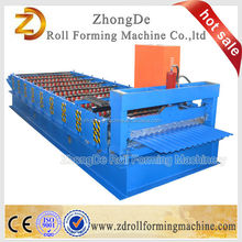 Construction qualified 2016 new type roof tile machine