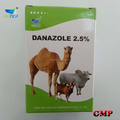 veterinary medicine 2.5% 10% albendazole suspension for cattle, horse