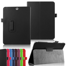 Hot selling products leather flip Cover Tablet case For samsung GALAXY Tab S2 9.7 T810 SM-T810