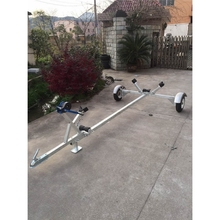 Good Factory Price Deep Groove Used Small Aluminium Boat Trailer Kit