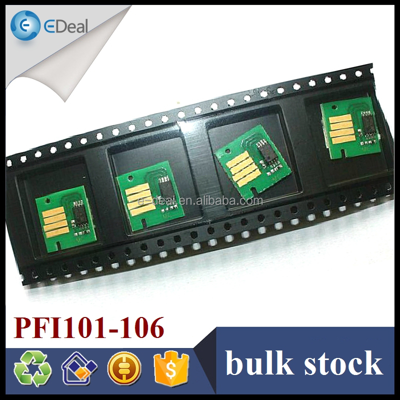 PFI106 reset Chip for Canon ipf 6400 6450 6410 6460 refill ink cartridge