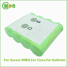 1500mAh Battery for Ascom MIRA, battery for Cisco CP 486S DNT APOLLO Hanseatic MIAMI battery for Kathrein KT 900 Kathrein KT 910