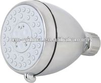 Low flow Water Saving Top Shower Head with Air Intake Function