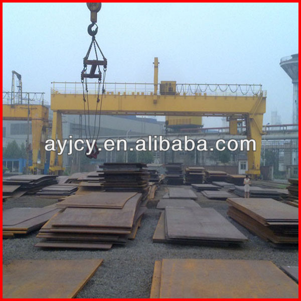 KR-D32 hot rolled ship steel plate