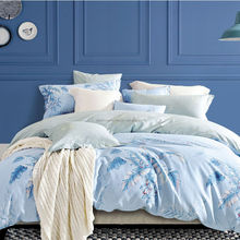 The most popular 100 cotton new design bed sheet and bedding set of great quality and low price