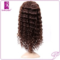 Super thin high ponytail philippine hair full lace wigs hot china products wholesale