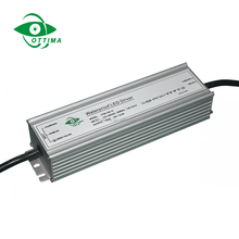 slim power supply waterproof IP67 150w constant voltage 12v slim led driver
