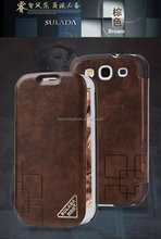 Wholesales Price Sulada Rui Series Folio Cover For Samsung Galaxy Win i8552 Leather Case