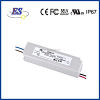 60W AC-DC Constant Current / Voltage LED Driver by 0-10V Potentiometer / PWM Dimming
