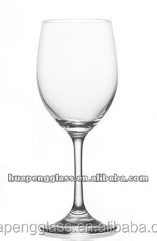 wholesale 12oz red wine glasses crystal glass cup