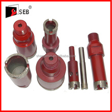 Hot Sale Diamond Core Drill Bit For Concrete And Reinforced Concrete