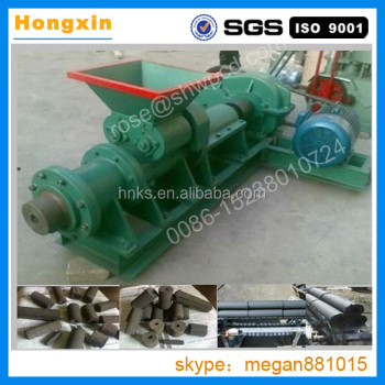 Professional automatic silver hookah coal and charcoal extruding machine with good price