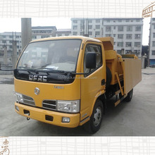 Dongfeng 4x2 new mini dump garbage truck for sale cheap price