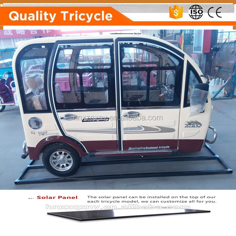 high quality electric 3 wheeler auto e rickshaw