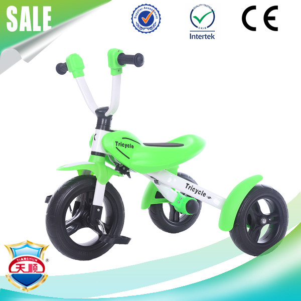 EN71 certificate approved baby tricycle for kids 1-6 years export to Poland